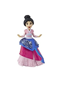 Disney Princess Disney Prenses Klipsli Mini Figür Mulan